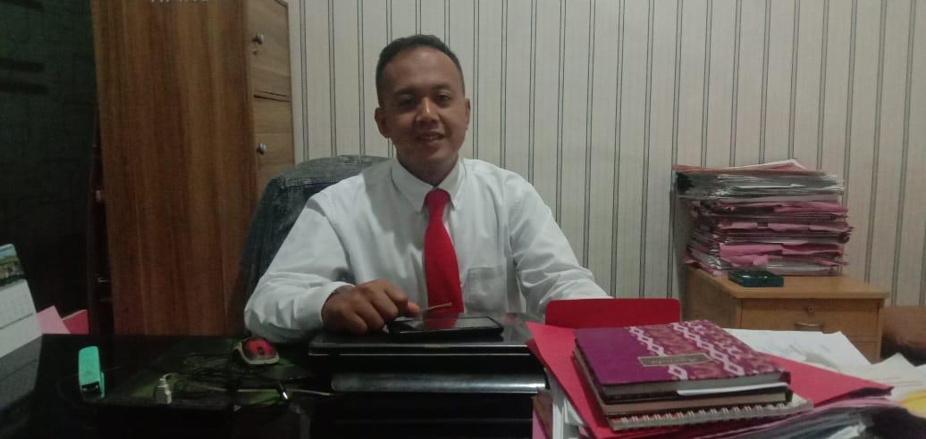 Kasat Reskrim Polres Gorontalo Kota AKP Deni Muhtamar