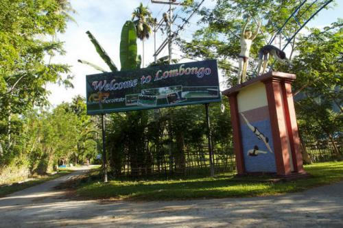 Objek wisata Lombongo, Kabupaten Bone Bolango