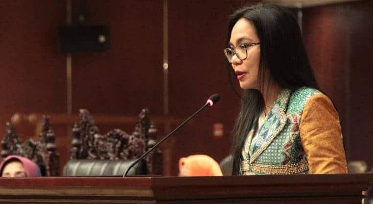 Anggota DPD RI Dewi Sartika Hemeto