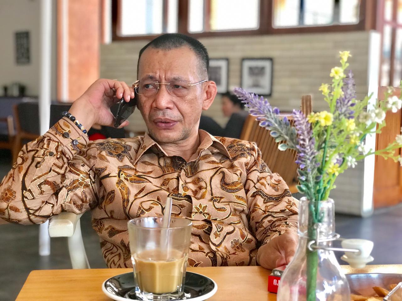 Praktisi Hukum Gorontalo Salahudin Pakaya