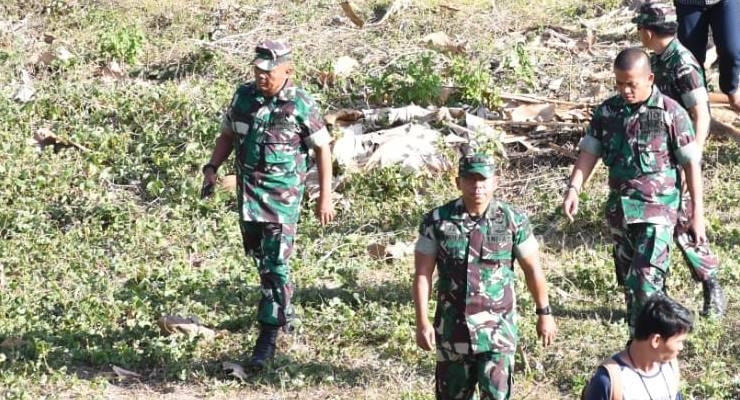 Pembangunan Koramil sendiri, tersebar di wilayah kabupaten-kota se Provinsi Gorontalo.