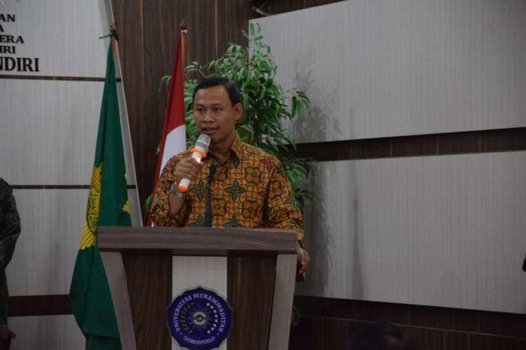 Anggota KPU RI Pramono Ubaid Tanthowi