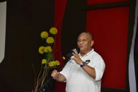 Gubernur Rusli Habibie Foto: Humas