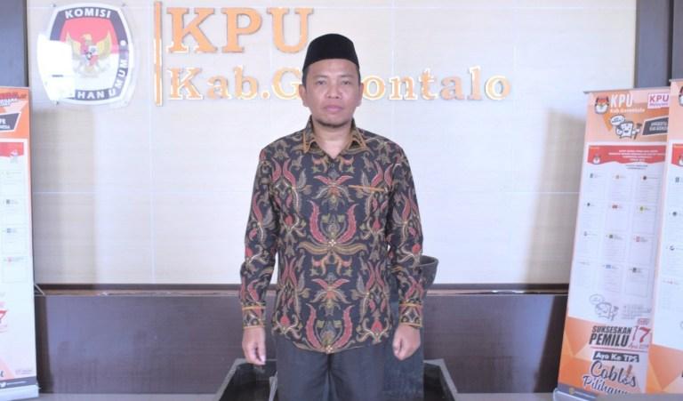 Belum Penuhi Kuota PPS, KPU Gorontalo Perpanjang Pendaftaran