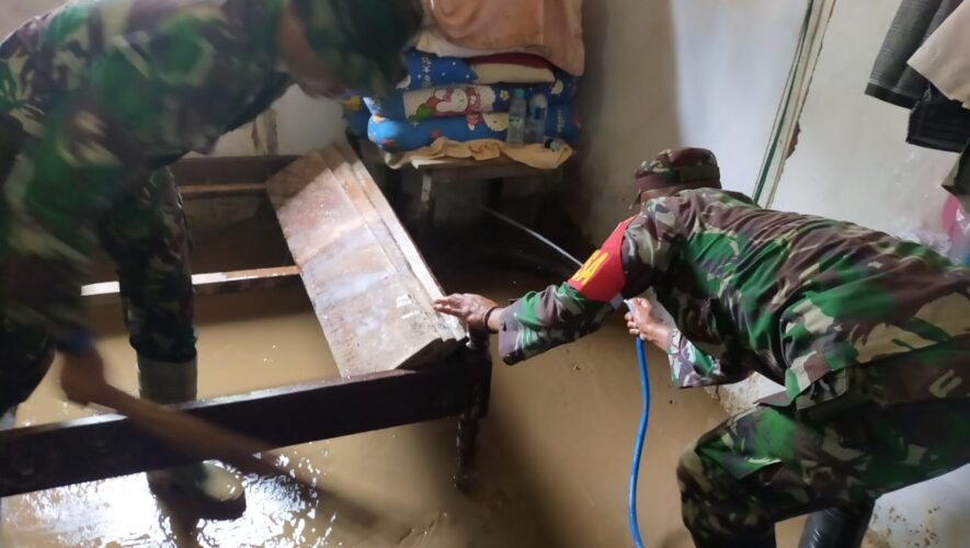 Kembali, Banjir Bandang, Menimpa 2 Kecamatan di Gorontalo