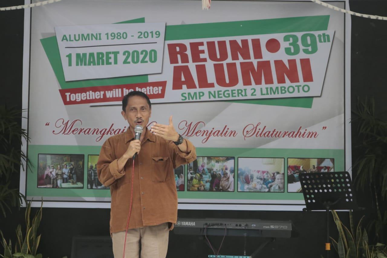 SMP 2 Limboto Gelar Silaturahmi