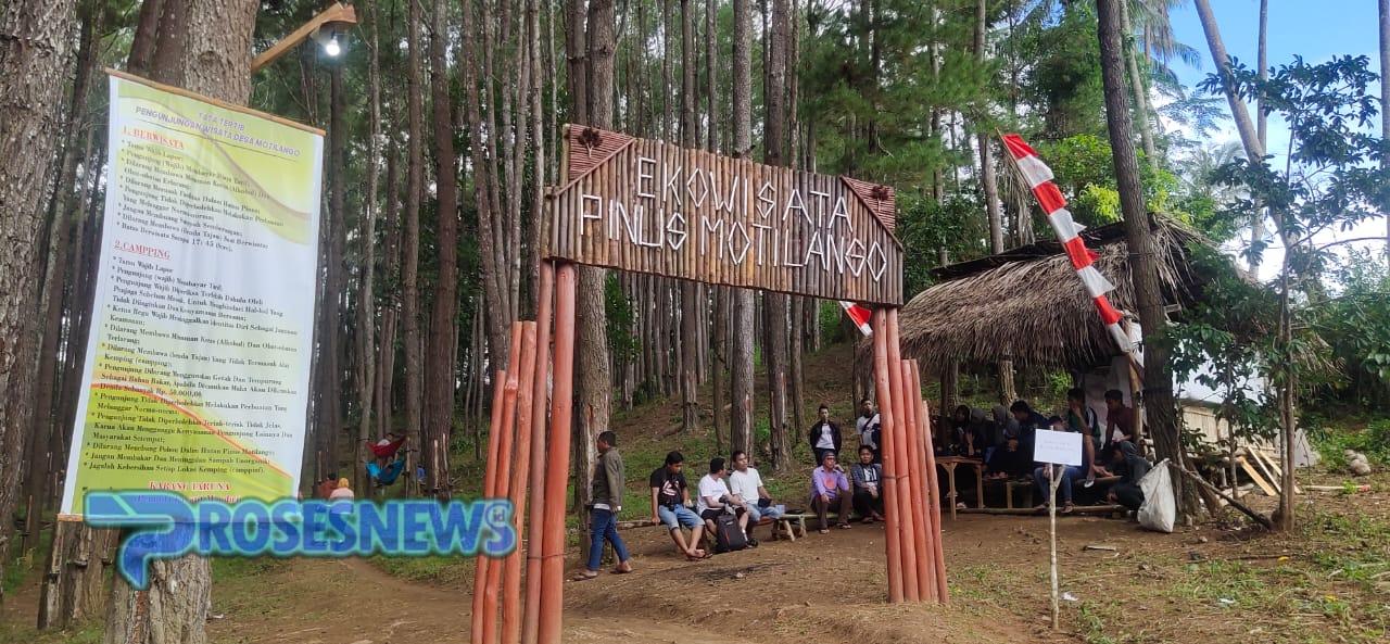 hutan pinus, Kabupaten Gorontalo