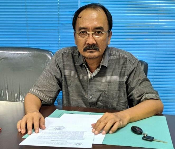 Wakil Dekan II Fakultas Ilmu Sosial UNG, Drs. Joni Apriyanto