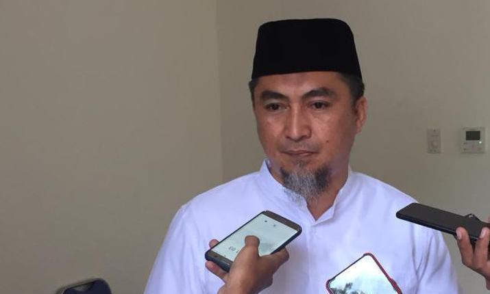 Kepala Bapppeda Provinsi Gorontalo Budiyanto Sidiki.(f.60dtk.com)