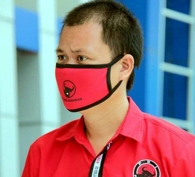Anggota DPRD Kabupaten Boalemo Dapil 2 Dulupi-Wonosari, Harijanto Mamangkey.