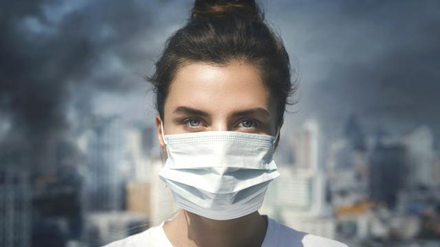 Ilustrasi masker medis/prosesnews.id