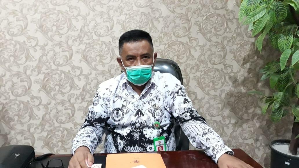 Kepala Dinas Pendidikan dan Kebudayaan (Dikbud) Zubair Pomalingo