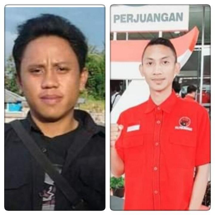 Hapid Kau (kiri), Opan Abdullah (kanan).