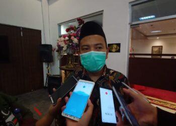 Ketua Komisi Pemilihan Umum (KPU) Kabupaten Gorontalo Rasyid Sayiu