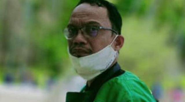 Staf Kominfo Kabupaten Gorontalo, Ismail Rahman (Foto : Istimewa)