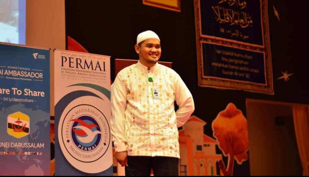 Ketua Majelis Ulama Indonesia (MUI) Kabupaten Boalemo, Lukmanul Hakim Abubakar Lc., M.P.I. (F: Istimewa)