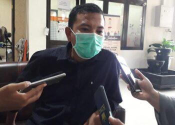 Ketua Komisi Pemilihan Umum Kabupaten Gorontalo, Rasyid Sayiu
