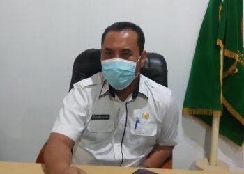 Kasatpol PP Kabupaten Gorontalo Udin Pango
