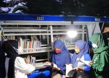 Pemkot Gorontalo Sediakan Perpustakaan Keliling