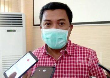 Kepala Dinas Komunikasi dan Informatika Kabupaten Gorontalo, Haris Suparto Tome. (F : Istimewa).