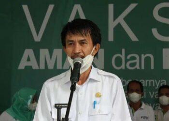 Wakil Bupati Kabupaten Gorontalo, Herman Walangadi. (F : Istimewa).