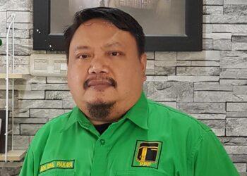 Wakil Ketua OKK DPC PPP Pohuwato Moh. Iqbal Pakaya