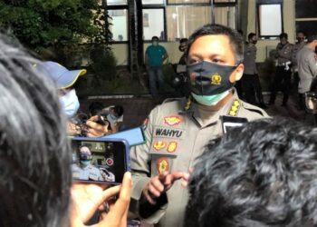 Kabid Humas Polda Gorontalo Kombes Pol Wahyu Tri Cahyono. (Foto : Istimewa).