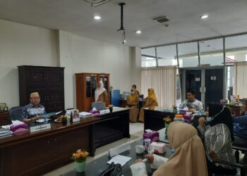 Gelaran Rapat internal Komisi IV DPRD Provinsi Gorontalo (Foto Istimewa)