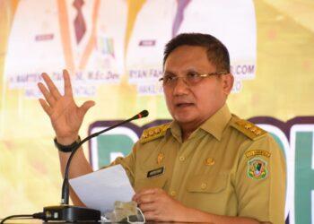 Wali Kota Gorontalo/Marten Taha