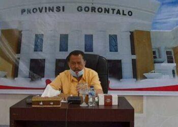 Ketua DPRD Provinsi Gorontalo/Paris Yusuf
