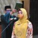 Pelantikan dr. Yana Yanti Suleman sebagai Kepala Dinas Kesehatan Provinsi Gorontalo yang berlangsung di Ruangan Huyula Gubernuran Gorontalo, Senin (4/1/2021). (Foto : Haris – Humas)