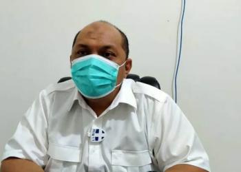 Alwi Mahadali, Kepala SNVT Penyediaan Perumahan Provinsi Gorontalo. (Foto:Aan)