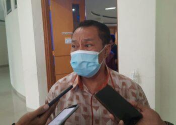 Ketua DPRD Provinsi Gorontalo Paris Jusuf