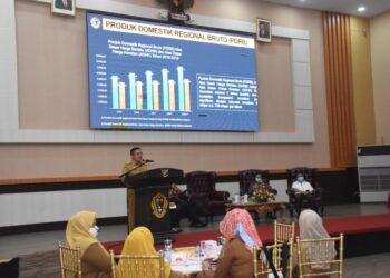 Wali Kota Gorontalo menggelar dialog diawal tahun 2021 Regional Sulawesi
