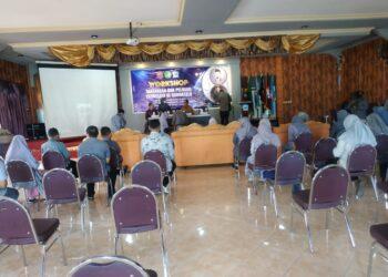 Workshop Tantangan dan Peluang Ekowisata di Provinsi Gorontalo