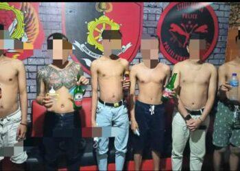 Pemuda Gorontalo ditangkap
