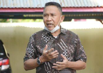 Anas Jusuf, (F : Istimewa).