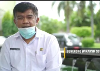 Kepala Disparbudpora Kabupaten Blitar, Suhendro Winarso.(foto: istimewa).