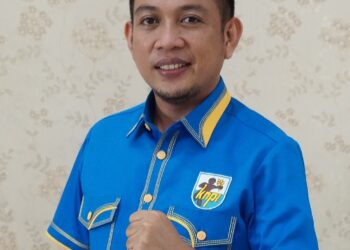 Ketua Umum DPD KNPI Provinsi Gorontalo, Ghalieb Lahidjun. (Foto : Istimewa).