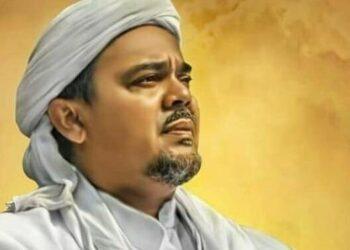 Habib Rizieq Shihab. (Foto : Istimewa).
