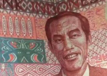 Viral Uang Redenominasi Bergambar Presiden Jokowi