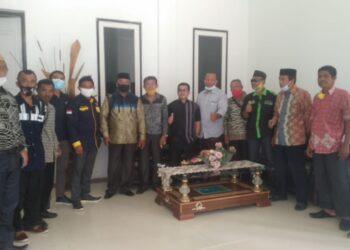 Sejumlah tokoh masyarakat kabgor datangi kediaman bupati kabgor