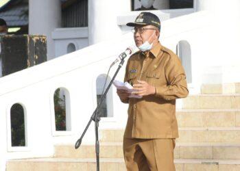 Ir. Anas Jusuf M,Si. (Foto : Humas Pemkab Boalemo).