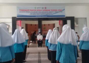 Bupati Bonebol Terima Langsung 273 Mahasiswa PKLT Poltekkes Gorontalo
