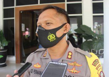 Kapolres Gorontalo, AKBP. Ade Permana, S.IK.,MH. (Foto : Istimewa).