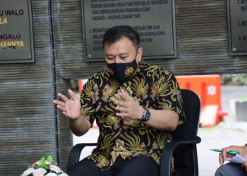 Direktur Reserse Kriminal Umum (Ditreskrimum) Polda Gorontalo, Kombes Pol Deni Okvianto. (Foto : Istimewa).