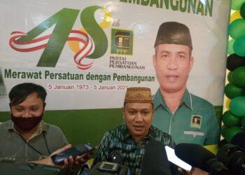 Sekretaris Dewan (Sekwan) Kota Gorontalo N.R. Monoarfa,SE.MH