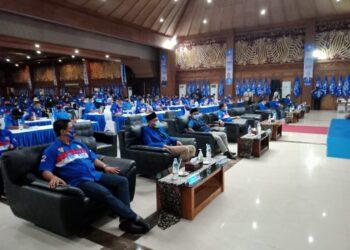 Musda DPD PAN Kabupaten Blitar. (foto : achmad / Prosesnews.id).