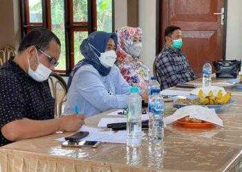 Rapat Forum Kabupaten Kota sehat (Foto Istimewa)