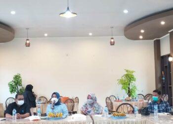 Rapat pemilihan Ketua Umum KKS Bonebol (Foto Istimewa)